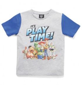 Disney-Boys-Toy-Story-Tee-Grey on sale