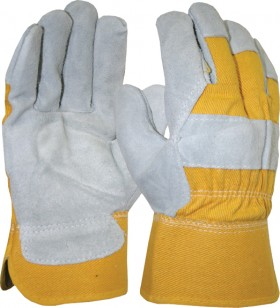 Blue-Rapta-General-Heavy-Duty-Leather-Work-Gloves on sale