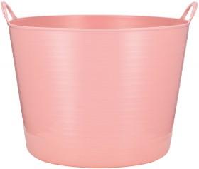 42-Litre-Flexi-Tub-Pink on sale