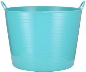 42-Litre-Flexi-Tub-Blue on sale