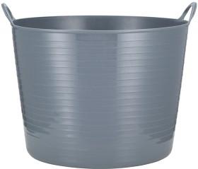 42-Litre-Flexi-Tub-Grey on sale