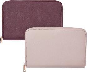 Womens-Large-Zip-Wallet on sale