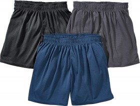 Mens-Active-Mesh-Shorts on sale
