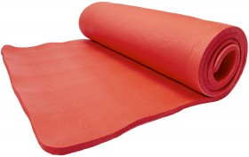 Fitness-Mat-Red on sale