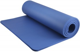 Fitness-Mat-Blue on sale