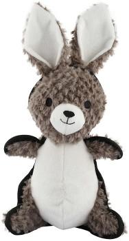 Tough-Plush-Rabbit-Pet-Toy on sale