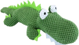 Tough-Plush-Crocodile-Dog-Toy on sale
