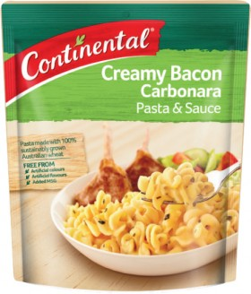 Continental-Pasta-Sauce-or-Rice-Standard-Pack-85g-120g on sale