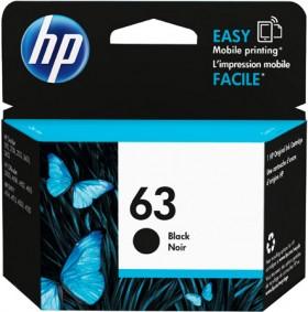 HP63-Black on sale