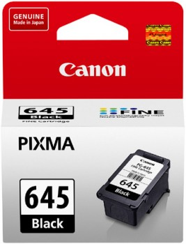 Canon-PG645-Black on sale