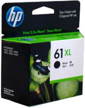 HP61XL-Black on sale