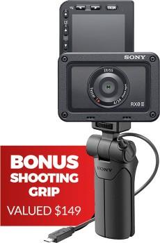 Sony-RX0-II on sale