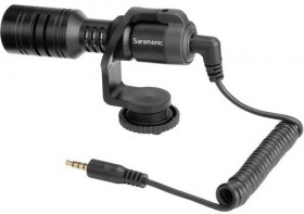 Saramonic-Vmic-Mini-Compact-Camera-Mount-Shotgun-Microphone on sale