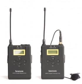 Saramonic-UwMic15V2-Wireless-Lavalier-Microphone-System on sale