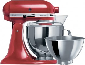 KitchenAid-Artisan-Stand-Mixer-Empire-Red on sale