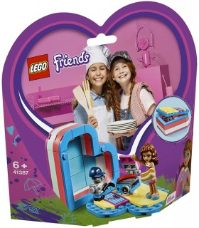 LEGO-Friends-Olivias-Summer-Heart-Box-41387 on sale