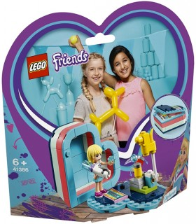 LEGO-Friends-Stephanies-Summer-Heart-Box-41386 on sale