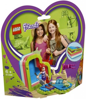 LEGO-Friends-Mias-Summer-Heart-Box-41388 on sale