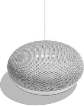 Google-Home-Mini-Chalk on sale