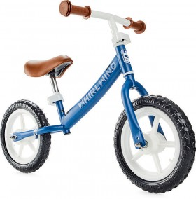 28cm-Metal-Balance-Bike-Blue on sale