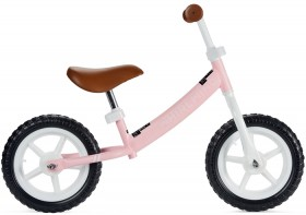 28cm-Metal-Balance-Bike-Pink on sale