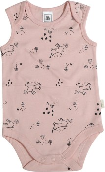 Baby-Organic-Sleeveless-Bodysuit-Pink on sale