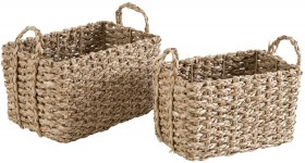 York-Rectangle-Basket-by-M.U.S.E on sale