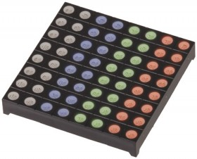 8-x-8-RGB-LED-Matrix on sale