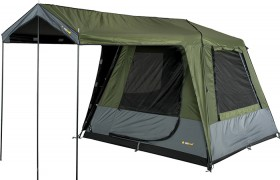 Oztrail-Lodge-240-LED-Tourer on sale