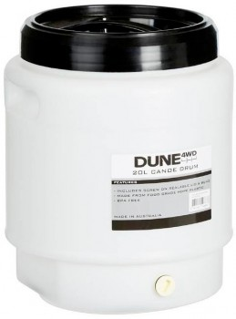 Dune-4WD-20L-Canoe-Drum on sale