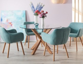 Waverley-5-Piece-Dining-Set-with-Nicki-Chairs on sale