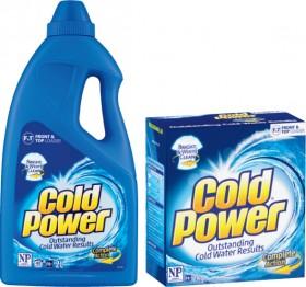 Cold-Power-Laundry-Powder-2kg-or-Liquid-1.8-Litre-2-Litre on sale