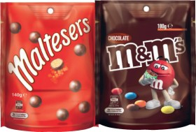 Mars-MMs-Maltesers-Pods-or-Bites-130g-180g-Skittles-190g-200g-or-Starburst-Chews-180g-235g on sale