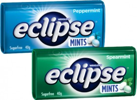 Eclipse-Mints-40g on sale