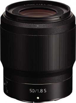 Nikon-Nikkor-Z-50mm-f1.8-S-Portrait-Lens on sale