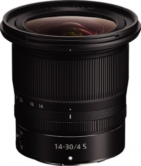 Nikon-Nikkor-Z-14-30mm-f4S-Wide-Angle-Lens on sale