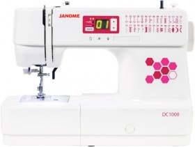 NEW-Janome-DC1000-Sewing-Machine on sale