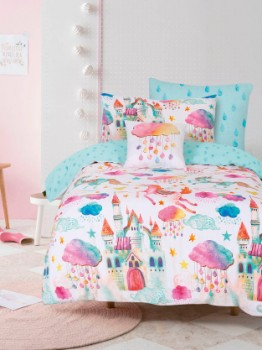40-off-Kids-House-Wonderland-Quilt-Cover-Set on sale