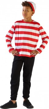 Spartys-Stripy-Boy-Costume on sale