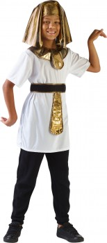 Party-Creator-Kids-Pharaoh-Costume on sale