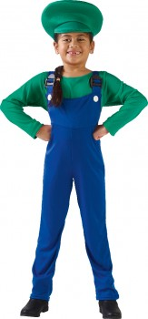 Spartys-Italian-Plumber-Costume-Red-or-Green on sale