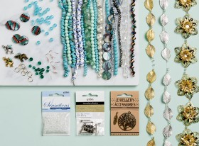Buy-3-Get-4th-FREE-Ribtex-Bead-Strands-Packs on sale