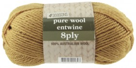 4-Seasons-Pure-Wool-Entwine-8ply-100g on sale
