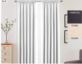 40-off-Willow-Blockout-Pencil-Pleat-Curtains on sale