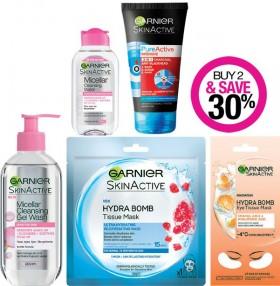 Buy-2-Save-30-on-Garnier-Skincare-Range on sale