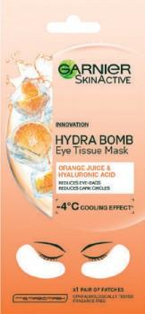 Garnier-Hydra-Bomb-Eye-Tissue-Mask-with-Orange-Juice-Hyaluronic-Acid-6g on sale