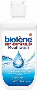 Biotene-Dry-Mouth-Mouthwash-235mL on sale