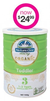 Nature-One-Dairy-Toddler-Milk-Drink-Now-24.99 on sale