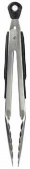 OXO-Good-Grips-9-Inch-Tongs-Stainless-Steel on sale