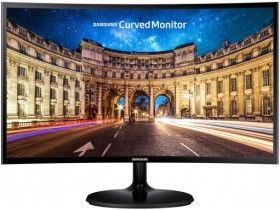 Samsung-Full-High-Definition-Curved-LED-27-Monitor on sale